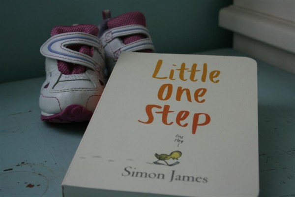Picture of Little One Step by Simon James