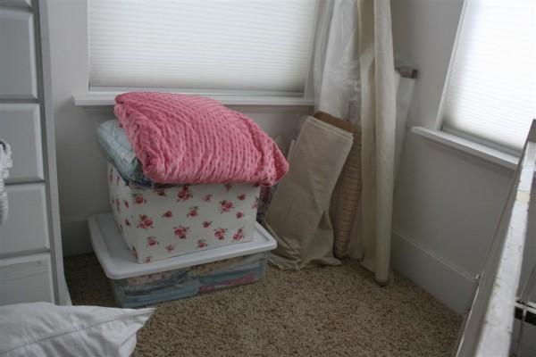 corner: before