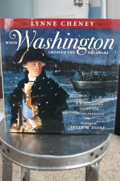 when Washington crossed the Delaware book
