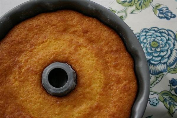 citrus lemon bundt cake