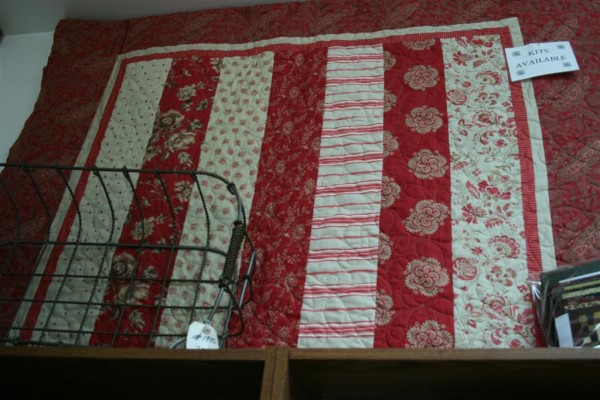 Rouenneries quilt
