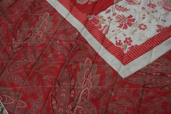 Rouenneries quilting