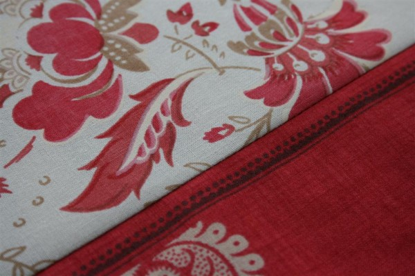 Rouenneries fabrics