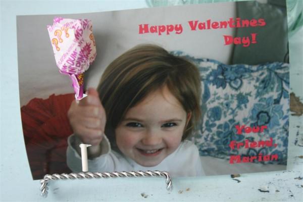 paper valentine