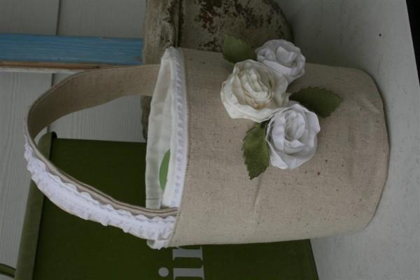 Handmade Baskets Diy : Handmade easter basket diy hopeful homemaker