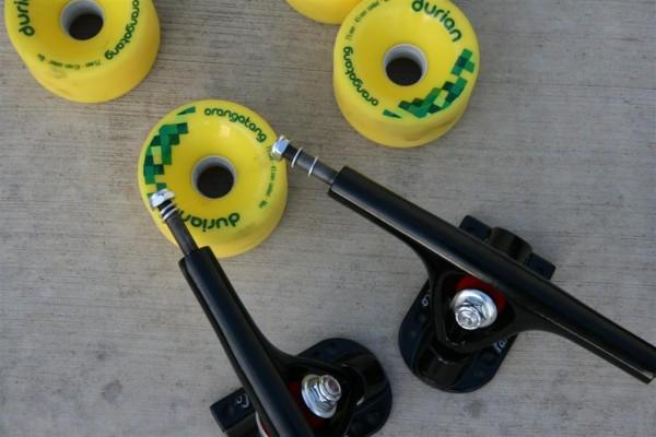 Orangatang wheels