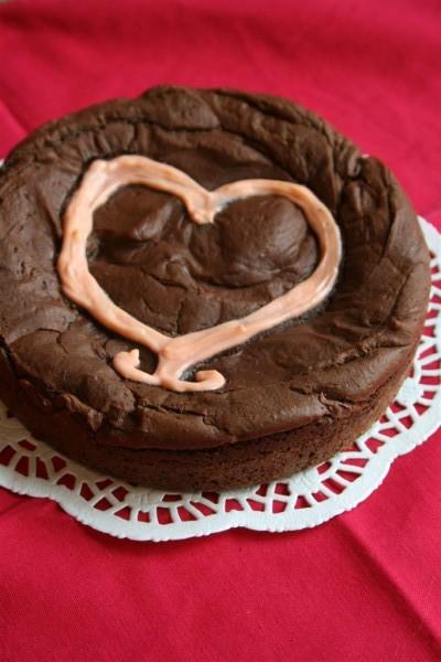 Valentine Brownie: Valentine Brownies, Part II