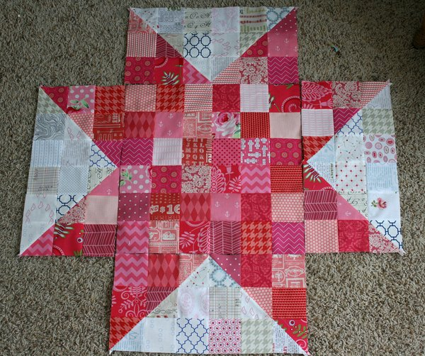 scrappy swoon center star