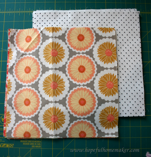 scrappy hunters star tutorial layer cake pattern